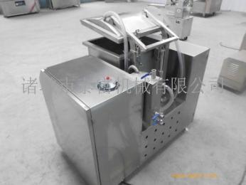 不锈钢小型真空和面机 水饺专用真空和面机 诸城市泰富机械提供