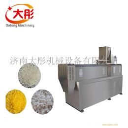 营养大米生产线 大彤机械强化米加工设备 一年质保终身维护