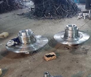泊头明腾供应WGP型带制动盘鼓型齿式联轴器