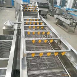 供应江苏地区 香葱加工设备 脱水蔬菜清洗流水线价格
