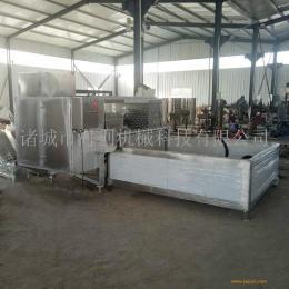 供应宁夏地区 山羊脱毛机 全自动浸烫脱毛设备厂家直销