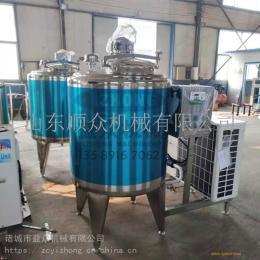 液体酸奶整套加工设备 日产500斤流水线