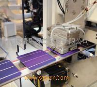 太阳能电池片表面缺陷在线式自动化机器视觉检测设备