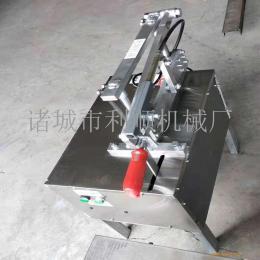 新款家用手动助力剁骨机 不锈钢切骨机 厂家大量现货供应