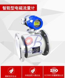 潍坊奥博ABDT-LD污水行业管段式智能电磁流量计