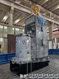 聚民牌稻米油新式300吨商用自动榨油机