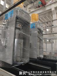文冠果250吨大型榨油机生产设备,木瓜籽多功能双桶榨油机