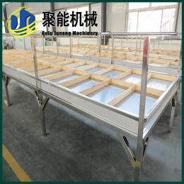 济南聚能腐竹生产机 腐竹豆皮机生产视频
