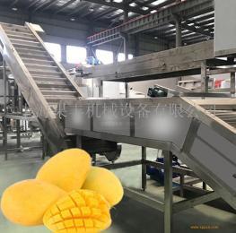 上海果丰机械 果蔬提升机 低位提升到高位