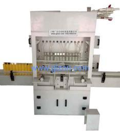 500ml灌装机 洗洁精灌装机 消毒液灌装线