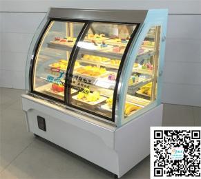 徽点供应蛋糕展示柜商水果凉菜展示柜甜品慕斯冷藏柜