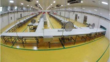 食品輸送線廠家 柔性輸送機