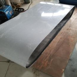 定制加工生产304不锈钢输送带 人字形 乙形耐磨 防生锈