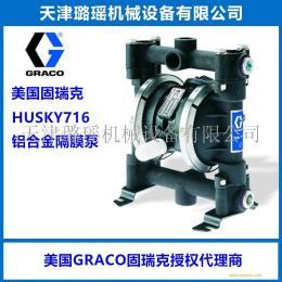 美国Graco固瑞克Husky气动隔膜泵
