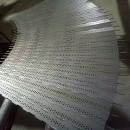 不銹鋼鏈板 轉彎機鏈板 提升機鏈板 角度可定制