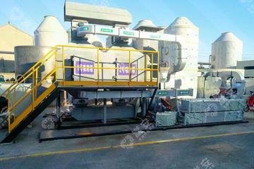 活性炭+催化燃烧设备(RCO)