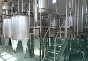 中药提取浓缩生产线 大小输液配液生产线