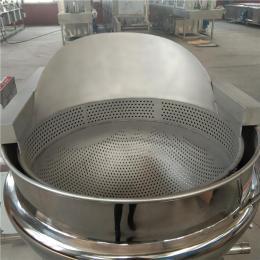 立式肉类煮肉锅 猪肘子卤煮锅 不锈钢大型夹层锅 义康制造