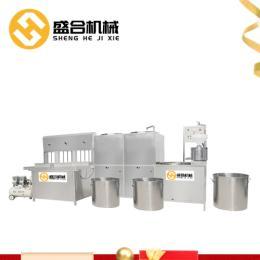 浙江盛合新型全自动豆腐机厂家直销方便快捷