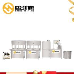 河南新型全自动豆腐机生产厂家盛合家用省时省力豆腐机