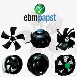 德国ebmpapst轴流散热风机A2E200-AF02-51耐高温