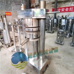 芝麻香油机 小型液压榨油机 高效率香油榨油机