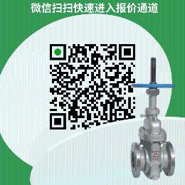 Z44WF双闸板平板闸阀-上海油田中高压阀门厂家