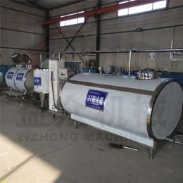 液体储藏运输设备 全自动低温巴氏杀菌罐