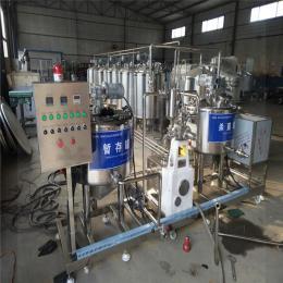 全自动奶制品加工流水线 鲜奶巴氏杀菌机