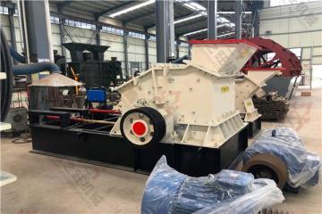 石料厂砂石生产线破碎设备