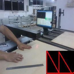 凤鸣亮激光自动测厚与厚度分选筛选生产线