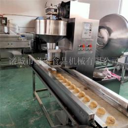 鸡脯丸子机 萝卜丸子加工设备 海鲜丸子成型机 义康制造
