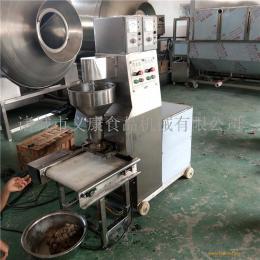 墨鱼丸子机 商用丸子机全套设备 宠物丸子成型机 义康制造