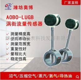 ABDT-LUGB温压补偿蒸汽气体涡街流量计
