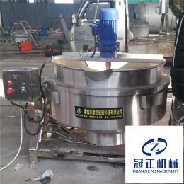 燃气/蒸汽加热节能环保蒸煮夹层锅