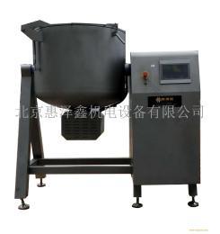 高端牛排加工制冷滚揉设备 肉类腌制入味滚揉机带制冷功能