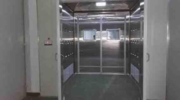 上海外冷板内不锈钢货淋室