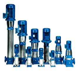 LOWARA立式多级离心泵,5SV16F022T