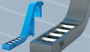 庆云县排屑机加工制作中心  刮板排屑机