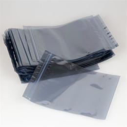 供应山东防静电银灰色屏蔽袋硬盘主板包装袋