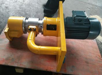 出售HSJB120-46油箱系统配套齿轮油泵噪声更低