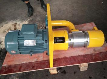 出售HSJB210-46黄山三螺杆泵泵头寿命更长