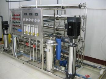无锡锡山区电镀玻璃清洗纯水设备|达方不锈钢ro反渗透电子厂用水设备