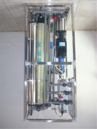 南京秦淮區業純水設備|產品清洗用純水設備|噴涂行業用反滲透設備