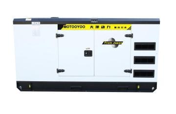 100KW汽油发电机