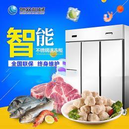 旭眾商用廚房速凍冷柜 新款廠家直供*速凍柜 大型智能冷藏柜