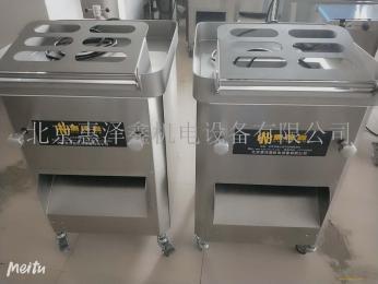 HZX-300禽类切条块机 鸡鸭鹅带骨肉切割机