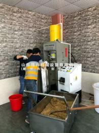 多功能新式亚麻籽液压榨油机