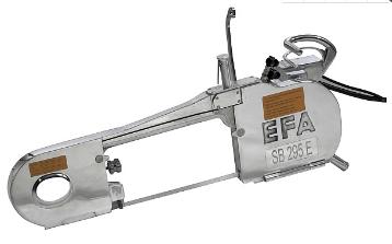 德国EFA 带式劈半锯