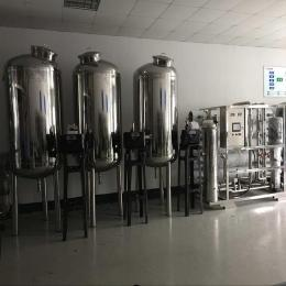 寧波純水設備,達旺反滲透純凈水設備,自來水過濾設備